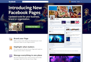 Facebook changes for business – timeline and more